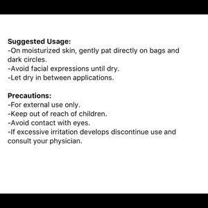 Dr. Brandt Makeup - Dr. Brandt No More Baggage